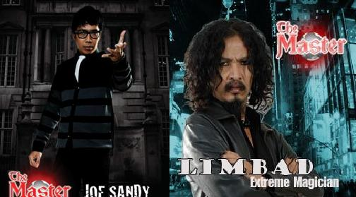 joe sandy vs Limbad